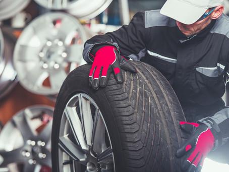 Schaffen Sie Wow-Erlebnisse bei Ihren Kunden – wie bei diesem Reifenwechsel