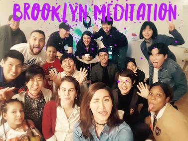 Brooklyn Meditation Community!