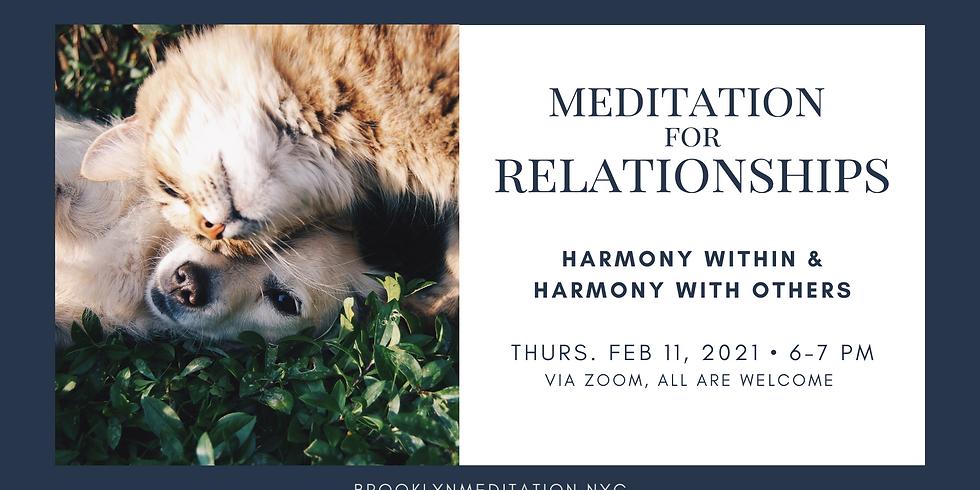 Meditation for Relationships