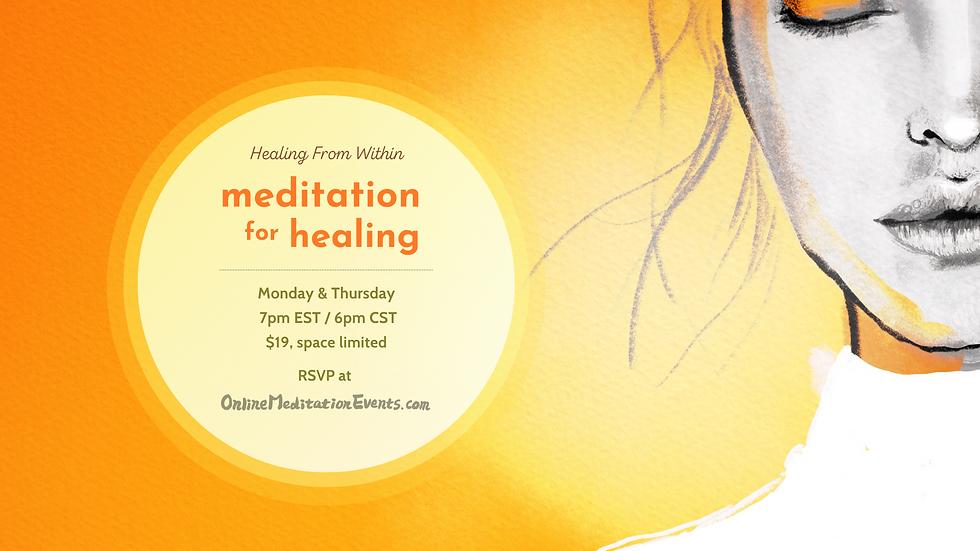 [DSN] Web_ meditation for healing- ETCT.