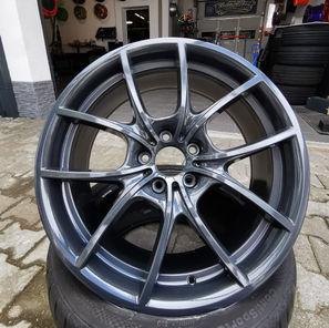 BMW Orbit Grey