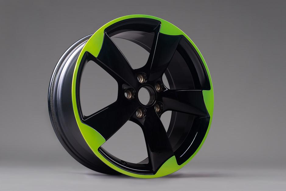 Grün & schwarz
