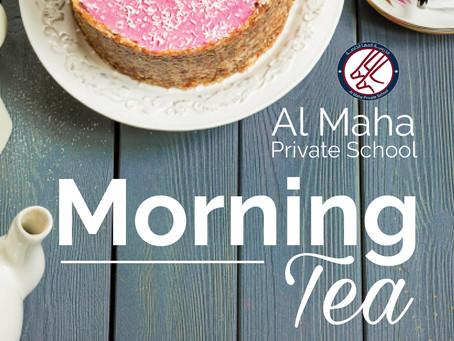 Al Maha Morning Tea