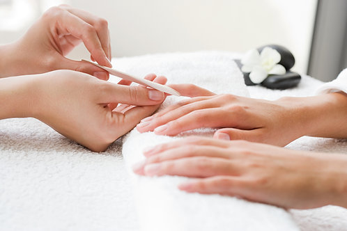 Serena Manicure (Scrub, Massage, and Paraffin)