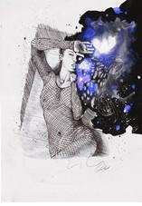 Audalove Leo Moroh Drawing Art