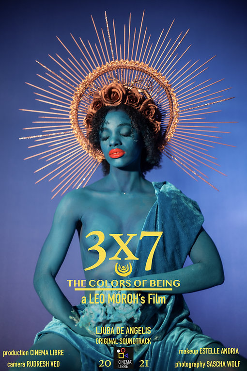 Leo Moroh 3X7 Film affiche