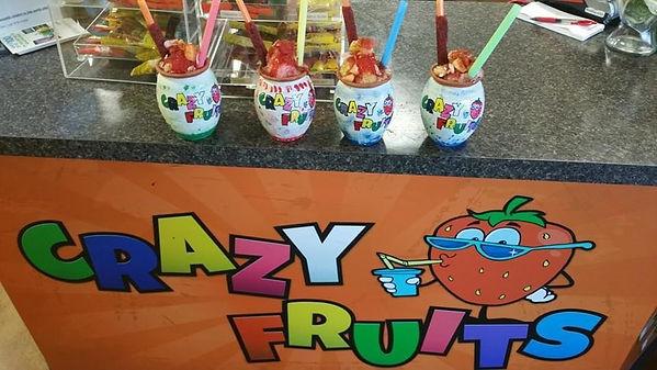 Crazy Fruits event
