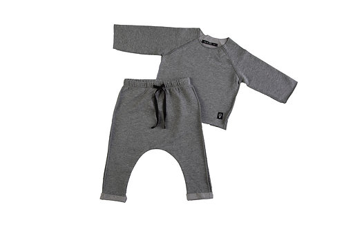 Two Piece Cotton Set, 3-6