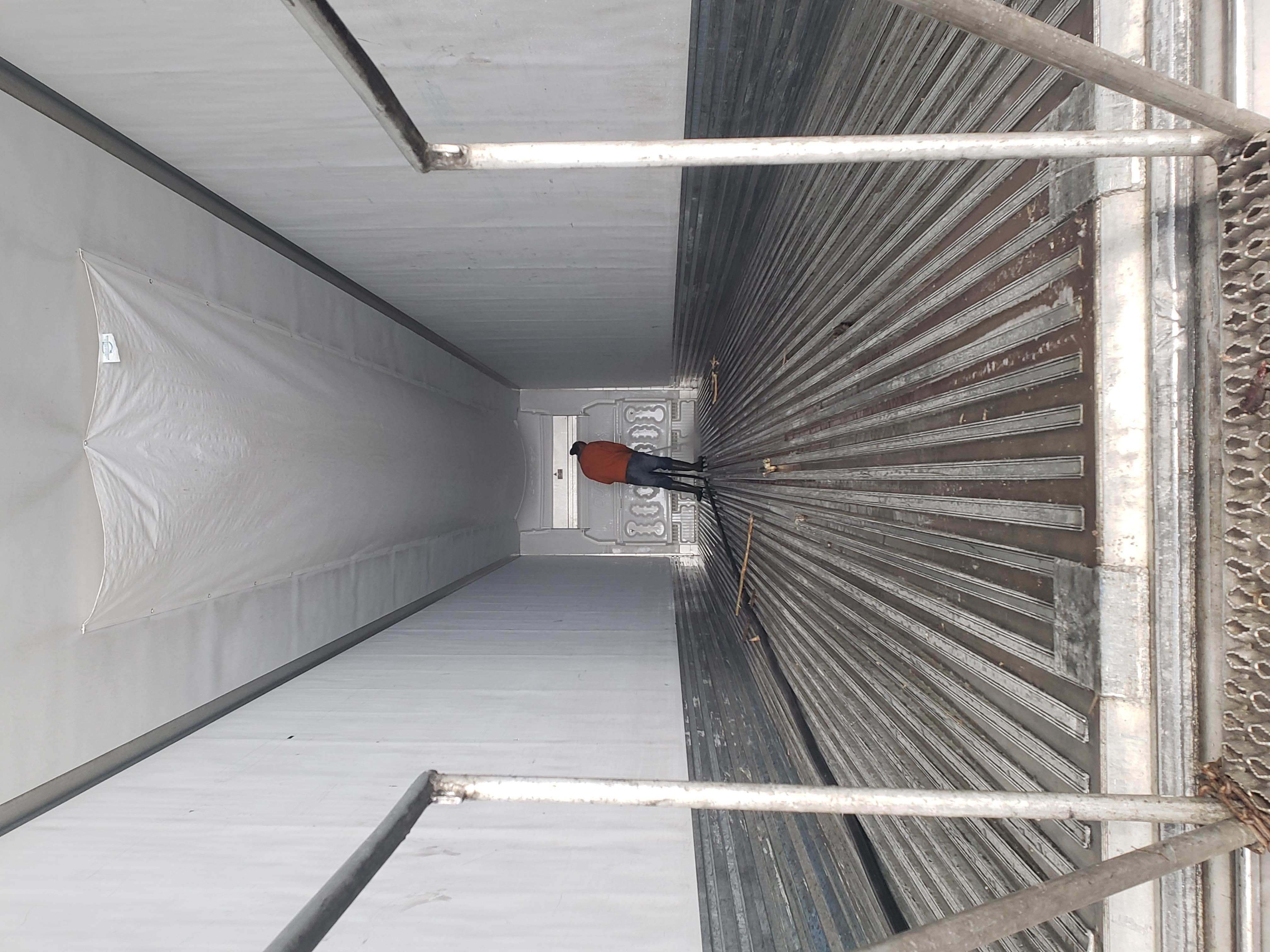 Reefer /Dry van Washout