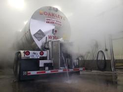 Foodgrade/Kosher Tank Washout