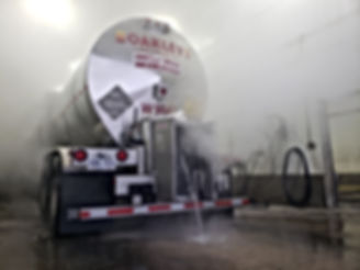 Deluxe Truck Stop St Joseph MO Tank Washout