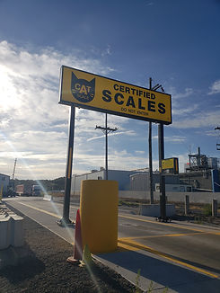 CAT Scale - Deluxe Truck Stop - St. Joseph, MO