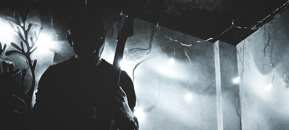Rocco Saviano, fender, stratocaster, magic, bio, lights