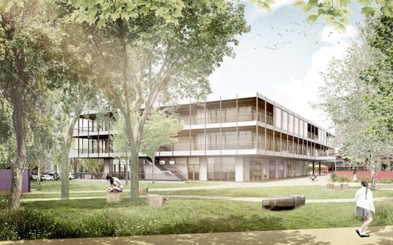Umbau und Erweiterung Schulzentrum I Norderstedt