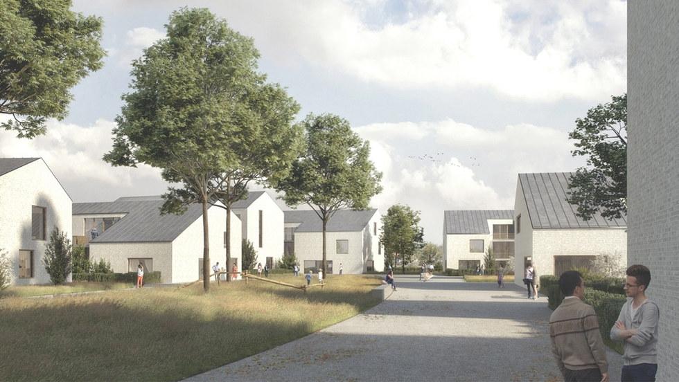 Wohnquartier Roselius-Allee I Bremen