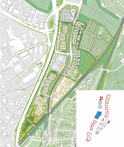 Quartiersentwicklung Zähringen Nord I Freiburg
