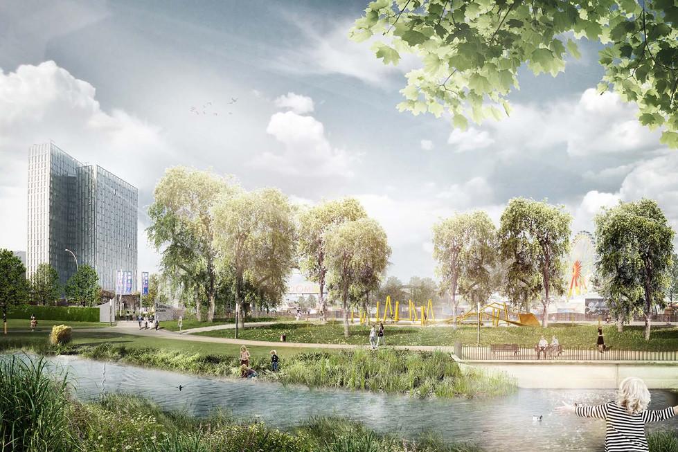 Visualisierung I: Domplatz