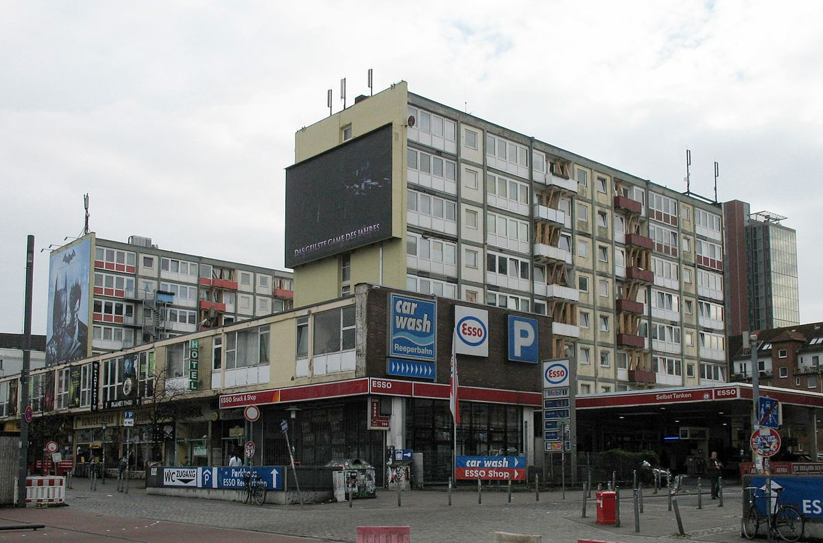 Historisch - Esso Häuser