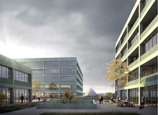 Neubau DATEV-Campus I Nürnberg
