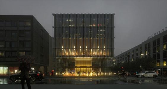 Komische Oper I Berlin