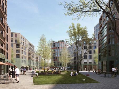 Beiersdorf Werk 1 I Hamburg