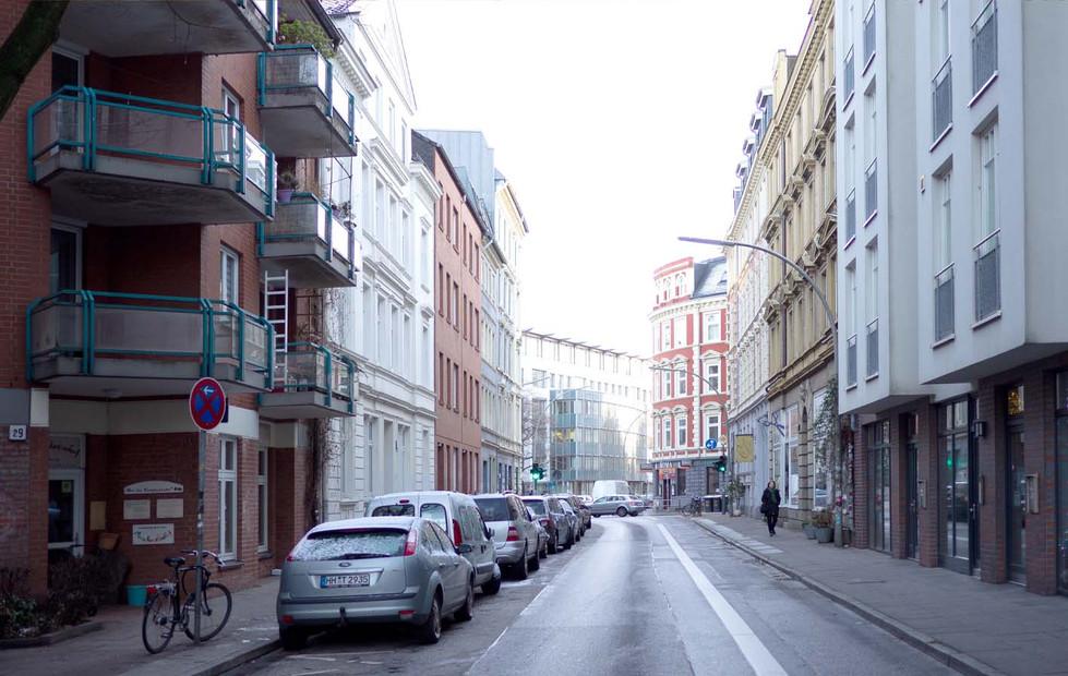 Bestandssituation Lobuschstraße