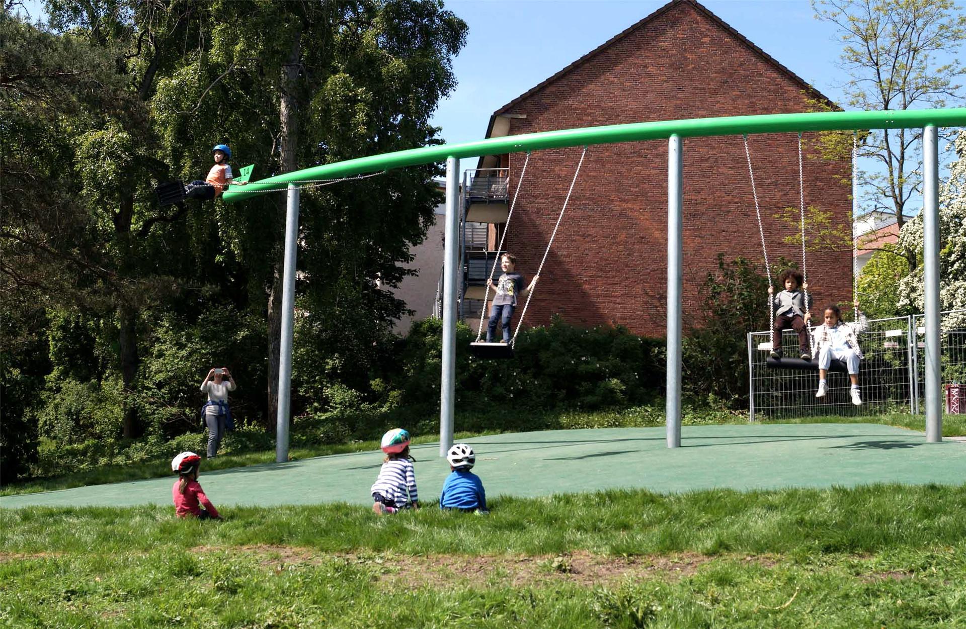 Gemeinschaftliches Swingen