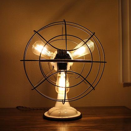 Repurposed Table Lamps
