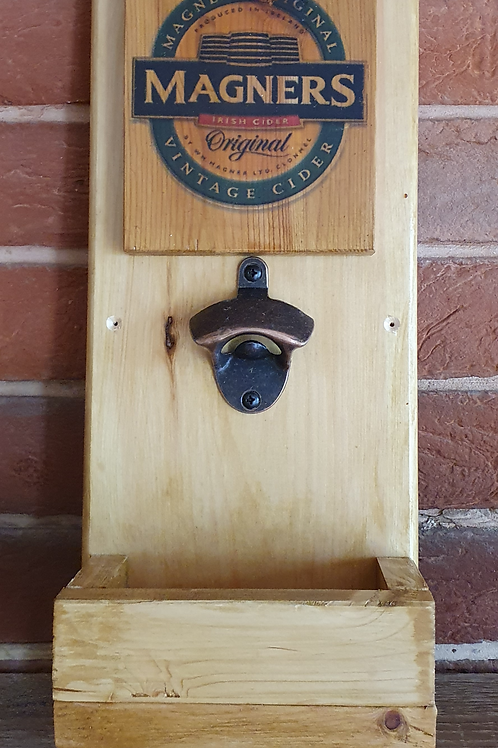 Magners Bottle Top Catcher