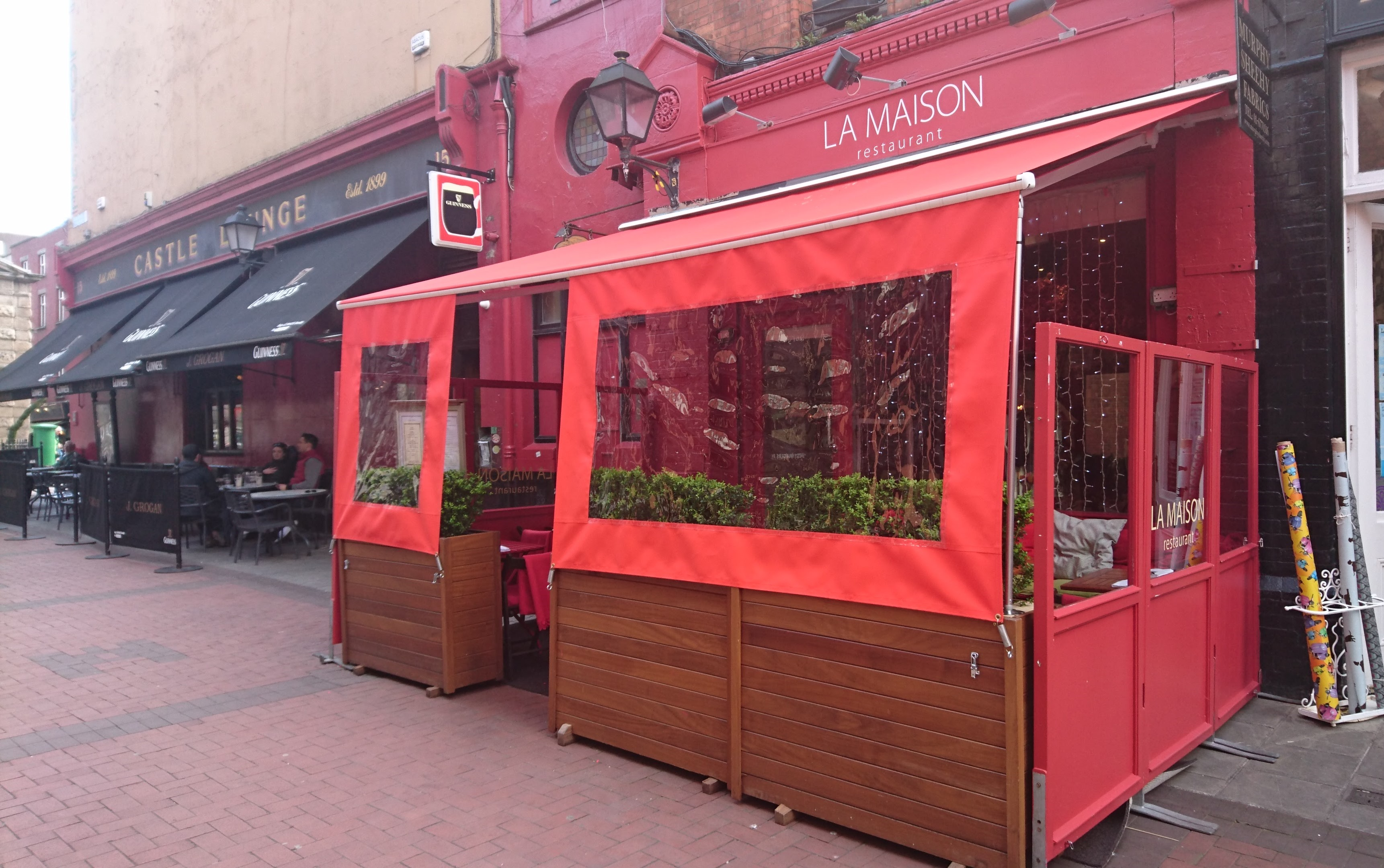 Awnings, Canopies & Pergola Roof Systems in Ireland ...