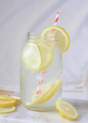 WHAT HAPPENS WHEN YOU START YOUR DAY WITH LEMON WATER?