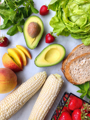 SoCal Summer Panzanella Featuring California Avocados
