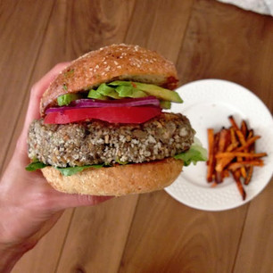 The Best Vegan Burgers