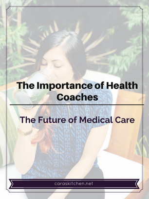 WHAT IS A HEALTH COACH AND WHY THE AMERICAN MEDICAL ASSOCIATION RECCOMENDS THEM!