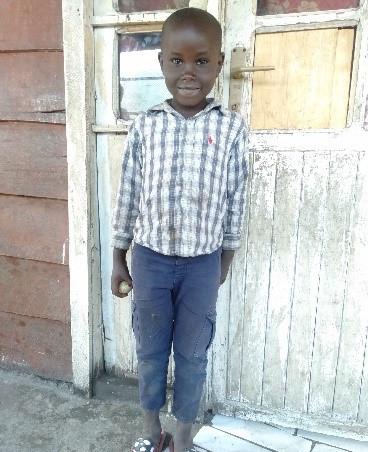 Nabintu | 9 Years Old | 2nd Grade