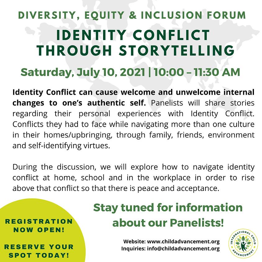 Diversity, Equity & Inclusion Forum