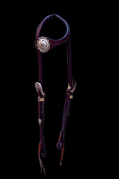 weastern bridle