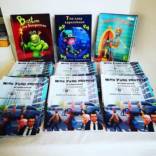 Books Bundle: 1-4