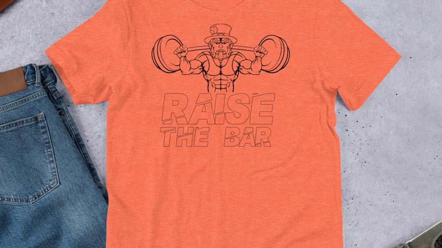 unisex-premium-t-shirt-heather-orange-fr