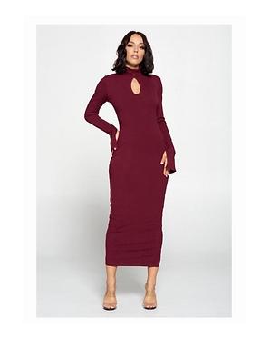 Merlot Dress from Shop Onyx & Jade