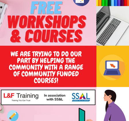 Free Workshops & Courses