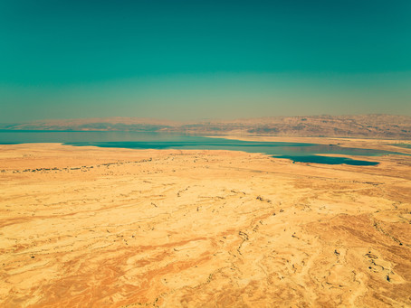 The Dead Sea Healing Properties