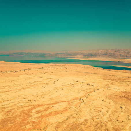 The Dead Sea Healing Properties