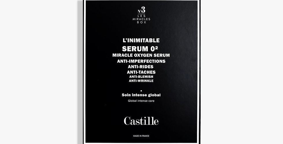 L'Inimitable Sérum O² - 50 pipettes 1ml