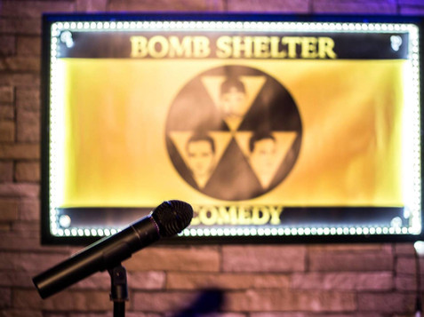 Bomb Shelter Comedy