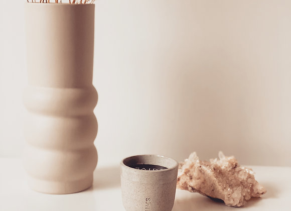 SMALL SOY CANDLE [CERAMIC COLLECTION]