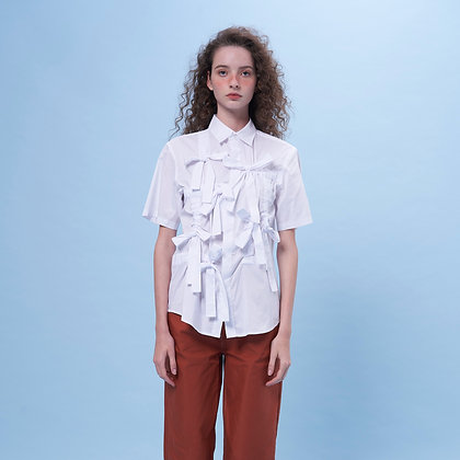 Designer Selected Ribbon Shirt
