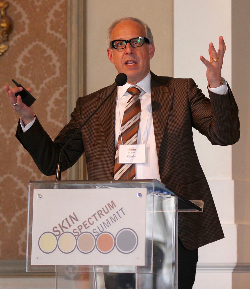 Dr. Ron Vender Dermatologist at Skin Spectrum Summit