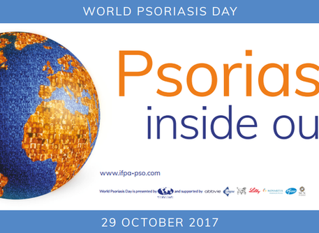 World Psoriasis Day 2017 to focus on psychological impacts of condition