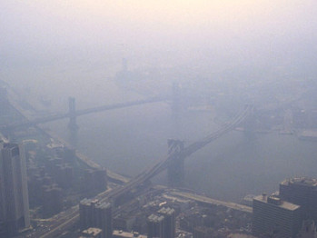 Air pollution linked to facial lentigenes